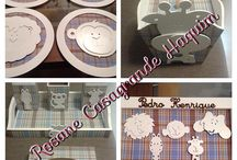 Criações / #Arte, #decoração, #bebê
