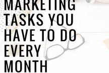 Marketing My Business
