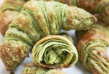 Matcha and other tea recipes
