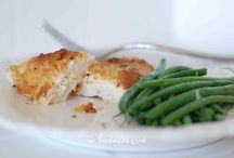 The Enchanted Cook. / Parmesan Chicken