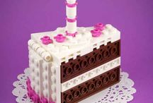 Lego / Ting med lego
