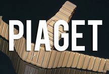 Piaget / A collection of images dedicated to the artistry of Piaget.