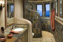 Ванные комнаты интерьер