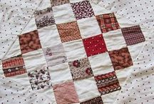 ANTIQUE QUILT BLOCKS / by MAMIFLEUR