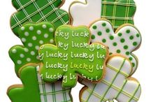Luck of the Irish / St. Patrick's Day is certainly one of our favorite holidays! Here are some ideas - edible, decorative, and fashionable - to make it easy and fun for you to participate in this celebration of all things green and Irish.  / by Choix