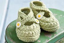 Crochet for Babies / Cute crochet patterns for babies