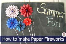 Fireworks for America! / by Jessica Ochs
