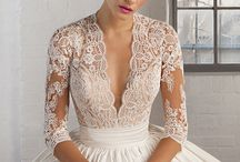 Wedding Inspiration: Dresses
