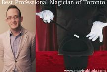 Best Professional Magician of Toronto / If you want to enjoy the magic show in Toronto then, you must choose one of the best professional magician of Toronto. Get all required information regarding our magician at www.magicalduda.com http://www.magicalduda.com/magicians/28-uncategorised/locations/greater-toronto-area