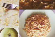 Quel che resta della felicità / Ricette e semplici piatti, prima e dopo essere stati mangiati