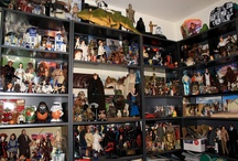 Star Wars Collectibles: My Shrine / Photos from my personal Star Wars collectibles collection & items that are in my collection.