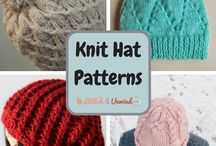 Knittted hats