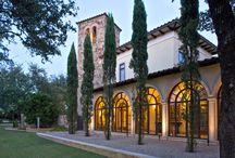Italian Villa Solazzo by Chas Architects