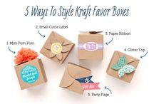 Patiserie - bakery packaging