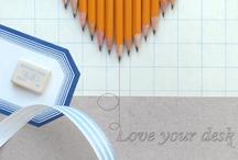 stationery stuff / by Billur Saatci