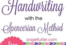 Handwriting & Hand-lettering