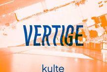 """Kulte """"Vertige"""" SPG2014 / SPG 2014 Collection"""