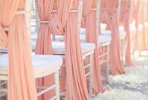 Esküvői szék dekorációk -Wedding Chair decoration