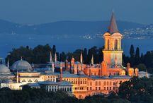 Topkapı Sarayı - İstanbul - Türkiye