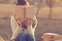 Teen Girls reading
