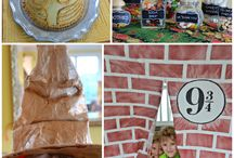 connie birthday ideas harry potter