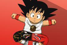 Dragon BallZ Deep / ....and other anime/manga