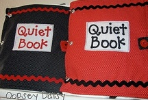 quiet book / by Emily Buttars