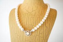 Wedding necklace
