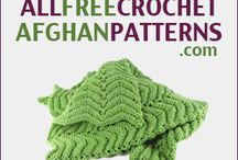 Crochet Projects / Hand-crocheted items I would like to try. / by Debbie Wolfe