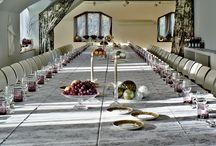 Mesas para celebrar en Deluz / Tables to Toast