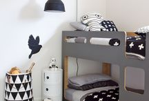 Kid's Room / A range of cute children's decor idea, kid's bedrooms and other fun things for little ones.