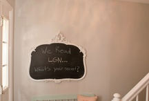 Home: entry way / by Melissa Allen