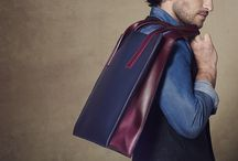 Like Father, Like Son / The Simpson London collection of handcrafted accessories in premium leathers and exotic skins are created to last a lifetime and beyond. For Father's Day, show him the appreciation he deserves and create your own heritage.