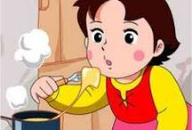 Dibujos animados e infantiles