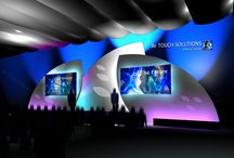 Event Stage Design & Build / Stage design for TV & Events