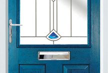 Solidor - Stafford Composite Door from Timber Composite Doors / Real Doors, real homes featuring the  Stafford Timber Core Composite Doors #timbercompositedoors #solidor #composite doors http://www.timbercompositedoors.com