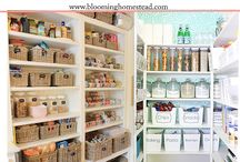 Kitchen and Pantry Ideas