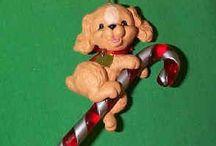 Puppy Love Hallmark Ornaments
