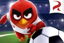 Angry Birds Goal Mod Apk 0.4.11 Mod Money