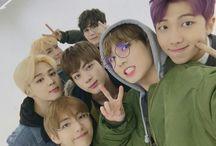 bts - group photo