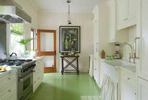 Kitchen inspiration / by Chartreuse & co