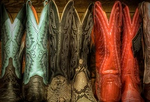 These boots were made.... / by Laura Fahlbusch