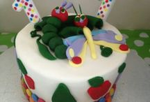 Ollie's (& Angies) 1st bday - hungry caterpillar