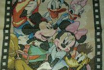 Borduren Disney