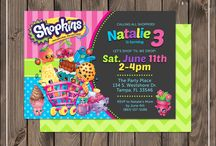 Shopkins Party | Ideas & Inspiration