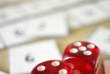 Maths dice games