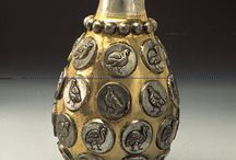 Sassanian silver, Sasanian, Sasanid, Ancient Iran.