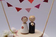 Perlenspiel wedding / Perlenspiel sind liebevoll hergestellte Produkte mit Herz  ♥ accessoires handmade for all ages  ♥ www.perlenspiel.de