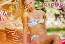 MAILLOT DE BAIN RAINBOW DREAM / Couleurs acidulés et imprimés graphiques, voilà le combo que l'on aime pour les maillots de bain d'été. Découvrez la sélection de maillots de bain BANANA MOON RAINBOW DREAM !