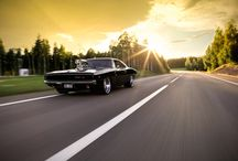 Cars - Charger / by Rene' Domenzain